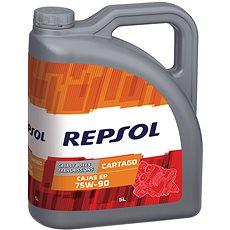 REPSOL CARTAGO CAJAS EP 5 l - Prevodový olej