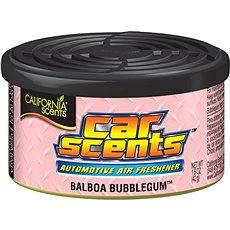 California Scents, vôňa Car Scents Balboa Bubblegum - Vôňa do auta