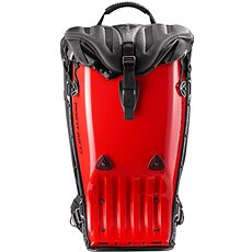 Boblbee GTX 25 L – Diablo Red - Škrupinový batoh