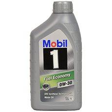Mobil 1 Fuel Econony 0W-30, 1 l - Motorový olej