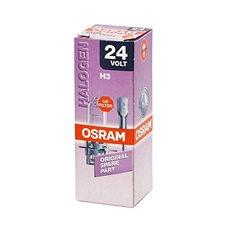 OSRAM H3 Originál 24 V - Autožiarovka