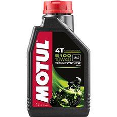 MOTUL 5100 10W40 4T 1 L - Motorový olej