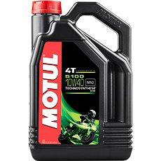 MOTUL 5100 10W40 4T 4 L - Motorový olej