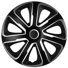 """Kryty kolies 15"""" LIVORNO Carbon (sada) - Puklice na kolesá"""