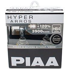 PIAA Hyper Arros 3900K HB4 + 120 % zvýšený jas, 2 ks - Autožiarovka