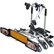 PERUZZO PARMA pre 3 bicykle Fe, strieborný - Nosič bicyklov na ťažné zariadenie