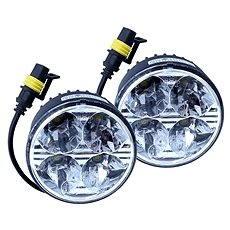 COMPASS Svetlá svietenie 4 HIGH POWER LED - Svetlo na denné svietenie