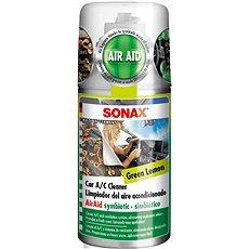 SONAX Čistič klimatizácie Green Lemon, 100 ml - Autokozmetika