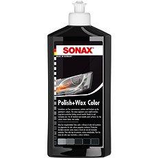 SONAX Polish & Wax COLOR čierna, 500 ml - Autokozmetika