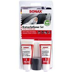 SONAX Súprava na odstraňovanie rýh z laku, 2×25 ml - Autokozmetika
