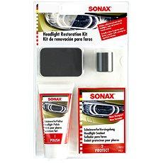 SONAX Súprava na renováciu svetlometov, 75 ml - Autokozmetika