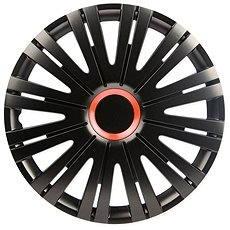 VERSACO ACTIVE RED RING BLACK 15 - Puklice na kolesá