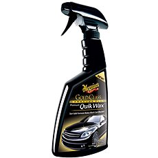 MEGUIAR'S Gold Class Carnauba Plus Premium Quik Wax - Vosk na auto