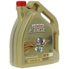 Castrol EDGE 5W-30 LL TITANIUM FST 5 l - Motorový olej
