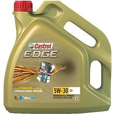 Castrol EDGE 5W-30 C3 TITANIUM FST 4 lt - Motorový olej