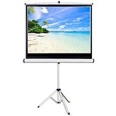 AVELI mobilná trojnožka, 175 × 131 cm (4:3) - Projekčné plátno