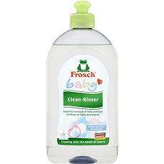 FROSCH EKO Baby Hypoalergénny umývací prostriedok na dojčenské fľaše a cumlíky 500 ml - Ekologický čistiaci prostriedok
