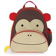 Skip hop Zoo Batôžtek Mini - Opička - Detský ruksak