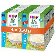 HiPP BIO Obilná kaša ryžová - 4x 350g - nemliečna kaša