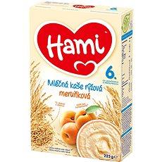 Hami Mliečna kaša ryžová marhuľová 225 g - Mliečna kaša
