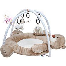 PlayTo Hracia deka s melódiou PlayTo medvedík - Detská deka