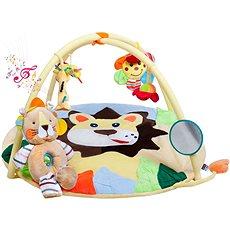 PlayTo hracia deka s melódiou PlayTo levíča s hračkou - Hracia deka