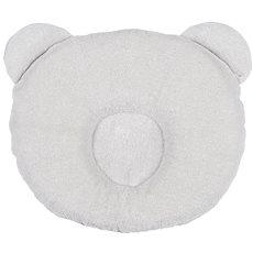 Candide Panda vankúš šedý - Vankúš