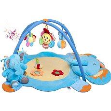 PlayTo hracia deka s melódiou – sloníča s hračkou - Hracia deka