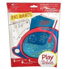 Boogie Board Play and Trace – Vesmírne dobrodružstvo, vymeniteľná šablóna - Príslušenstvo