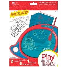 Boogie Board Play and Trace – Sny princeznej, vymeniteľná šablóna - Príslušenstvo