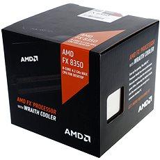 AMD FX-8350 Wraith cooler - Procesor