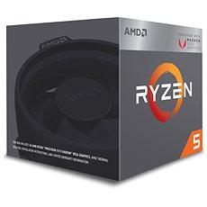 AMD RYZEN 5 2400G - Procesor