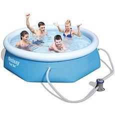 BESTWAY Fast Set 2,44 m × 66 cm - Bazén