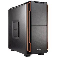 Be quiet! SILENT BASE 600 oranžová - Počítačová skriňa