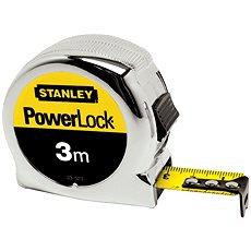 Stanley Powerlock 3 m - Zvinovací meter