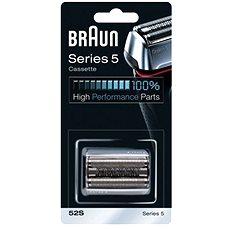 Braun CombiPack Series 5 FlexMotion-52S-strieborný - Príslušenstvo