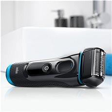 Braun CombiPack Series 5 FlexMotion-52B-čierny - Príslušenstvo