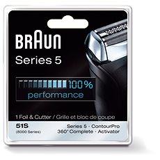 Braun CombiPack Series 5-51S - Príslušenstvo