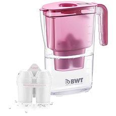 BWT Filtračná kanvica VIDA ružová 2,6 l - Filtračná kanvica