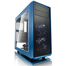 Fractal Design Focus G Petrol Blue - Počítačová skriňa