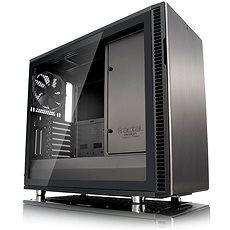 Fractal Design Define R6 Gunmetal Tempered Glass - Počítačová skriňa