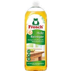 FROSCH EKO čistič na drevené podlahy a povrchy 750 ml - Ekologický čistiaci prostriedok
