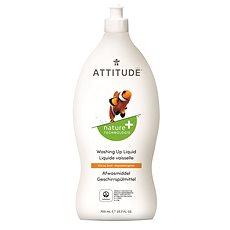 ATTITUDE Prostriedok na umývanie riadu s vôňou citrónovej kôry 700 ml - Čistič na riad