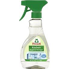 FROSCH EKO Hygienický čistič chladničiek a iných kuchynských povrchov 300 ml - Ekologický čistiaci prostriedok