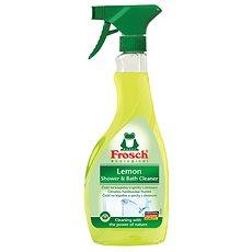 FROSCH EKO Čistič na kúpeľne a sprchy Citrón 500 ml - Ekologický čistiaci prostriedok