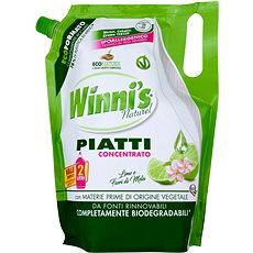 WINNI´S Piatti lime Ecoricarica 1000 ml - Čistič na riad