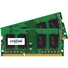 Crucial SO-DIMM 8 GB KIT DDR3 1066 MHz CL7 pre Apple/Mac - Operačná pamäť