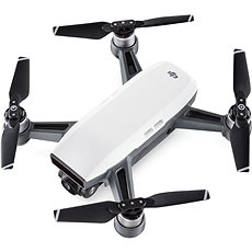DJI Spark Fly More Combo - Alpine White - Dron