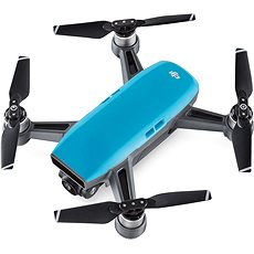DJI Spark Fly More Combo - Sky Blue - Dron