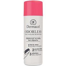 DERMACOL Odourless Odlakovač na nechty bez zápachu - Odlakovač na nechty